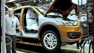 ► Audi Q3 Production