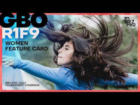 2019 GBO | WOMEN | R1F9 | Pierce, Bjerkaas, Panis, Walker