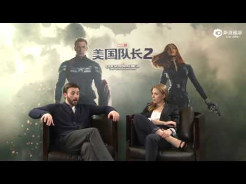 Premiere of Captain America 2,in Beijing, China