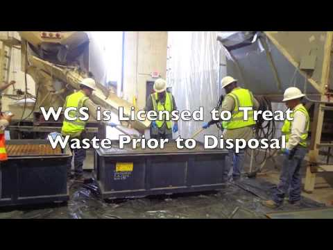 News Update: Waste Control Specialists Opens Federal Waste Facility