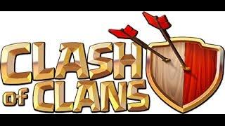 Clash of clans stream HI COME SAY HI TO ME