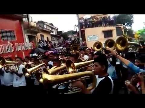 Buhos Marching Brass Vs. Banda musical CECSMA 2017