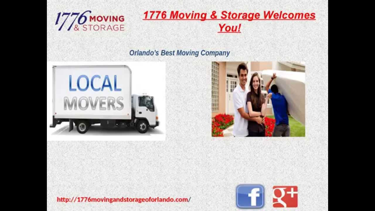 1776 Moving And Storage Company   Orlando