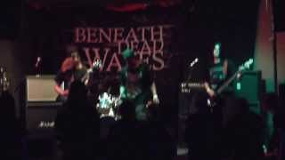 A Dying God- Live at the Boston Arms 14/3/2014 (first gig with Markus)