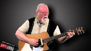 Introduction to Bluegrass Guitar and Alternate Picking