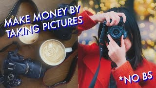 HOW TO MAKE MONEY AS A BEGINNER PHOTOGRAPHER #nobs