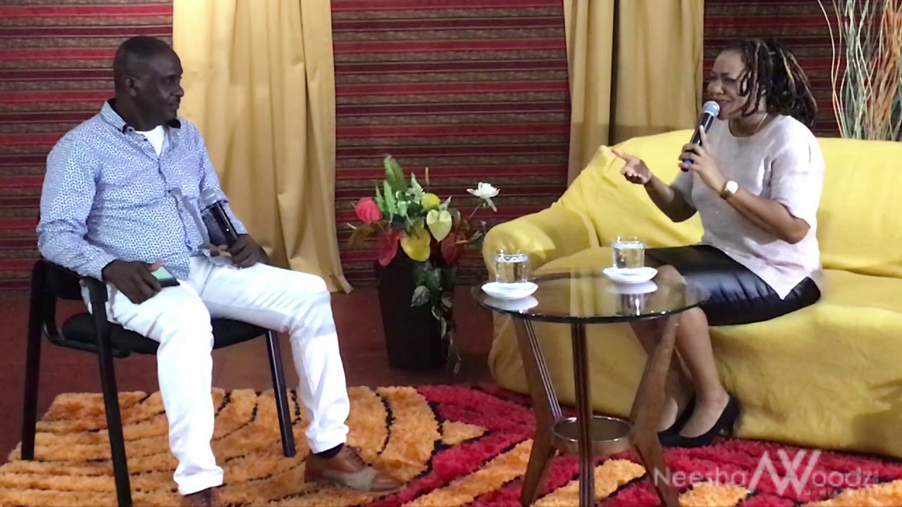 Interview with Apostle Adrian Walcott