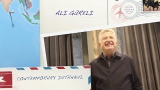Ali Güreli Contemporary İstanbul Sohbeti ve CI Görüntüleri
