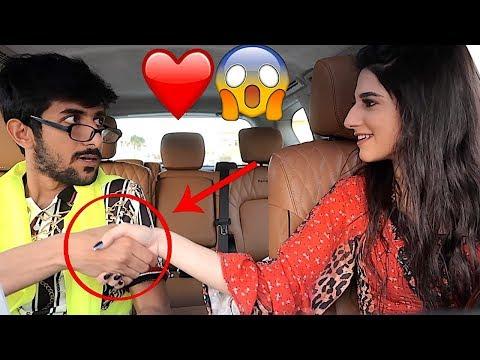 انواع البنات بسواقة السيارة | البنت الدلوعة !!!