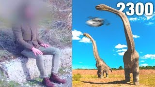 Time Traveler Who Saw Dinosaurs in The Future Speaks Out thumbnail