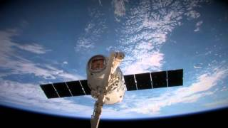 One Year Ago Today | Dragon's First Trip to Station