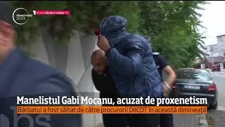 Manelistul Dani Mocanu, acuzat de proxenetism
