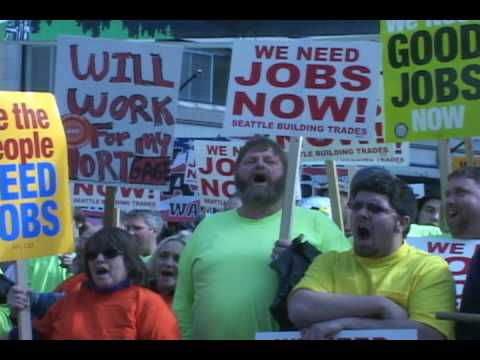 Seattle Building Trades WE NEED JOBS NOW!
