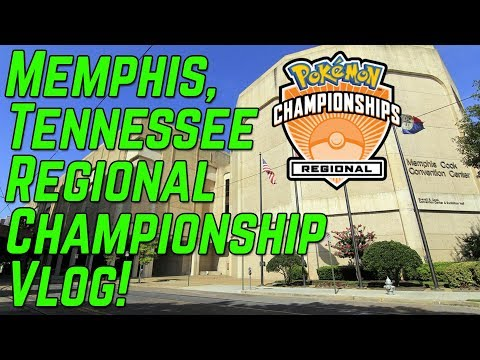 Pokemon Trading Card Game Regional Championship Tournament Report! | Memphis, Tennessee 2017-2018
