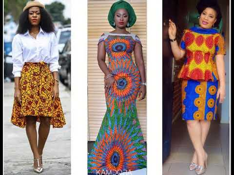 2018 #Classy & Gorgeous African Dress Collections for Lovelies