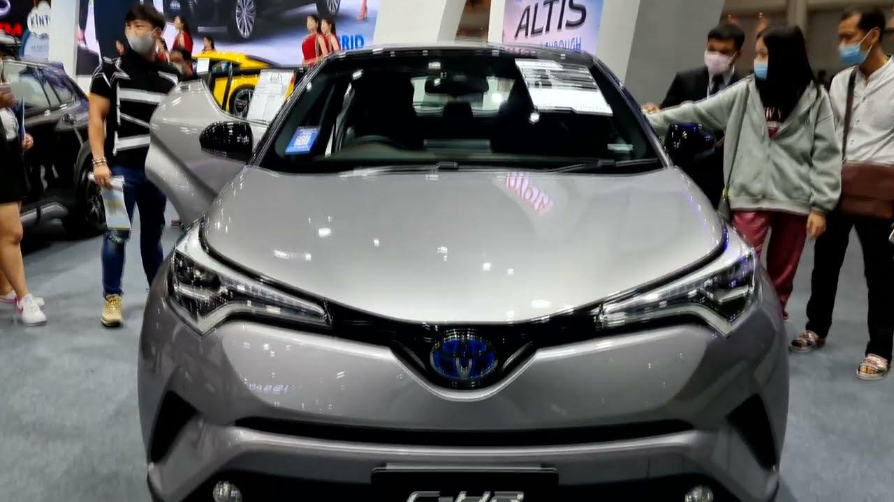 Toyota C-HR HV Hi