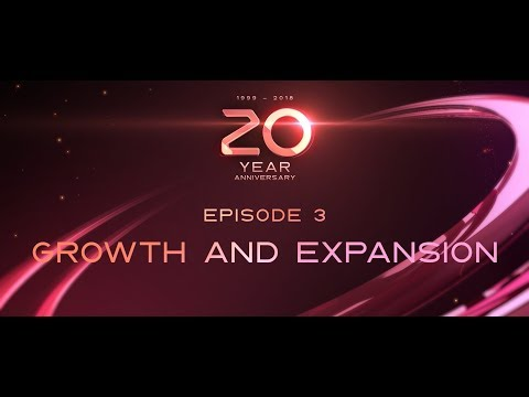 20 YEARS OF ULTRA — EPISODE 3: GROWTH AND EXPANSION