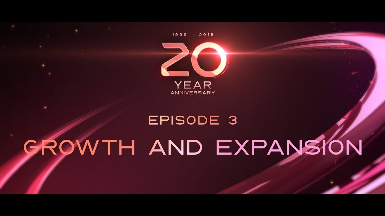 20 Years Of Ultra - Episode 3: Growth And Expansion