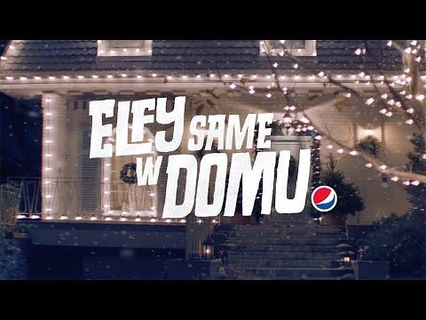 ELFY SAME W DOMU (Świąteczny Film PEPSI)