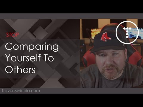 Stop Comparing Yourself To Other Developers