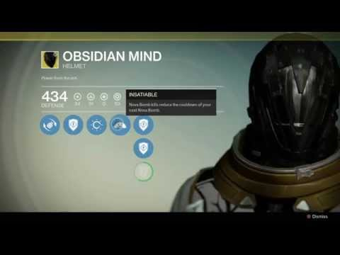 Obsidian Mind Farming Method on Exclusion Zone
