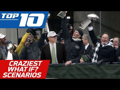 Top 10 Craziest What If Scenarios Throughout NFL History | NFL Films