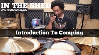 in the shed ep15 jazz drumming intro to comping