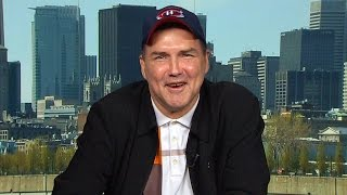 Comedian Norm MacDonald keeps the jokes coming