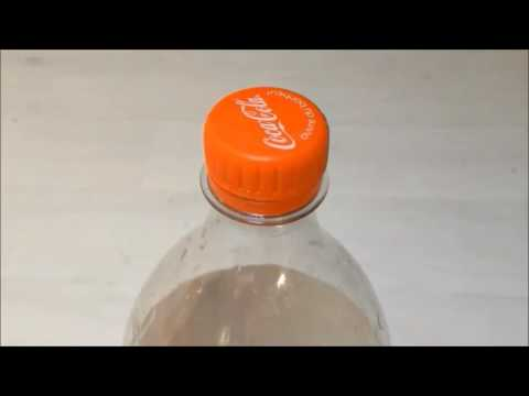 Uses of caps of waste bottles