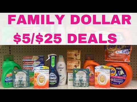 FAMILY DOLLAR ALL DIGITAL DEALS / BUDGET BOSS COUPONS