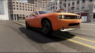 The Crew 2 First Drag Races in the Dodge Challenger SRT-8 392