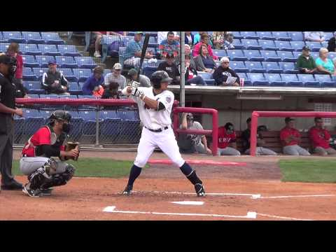 LJ Mazzilli At-Bat