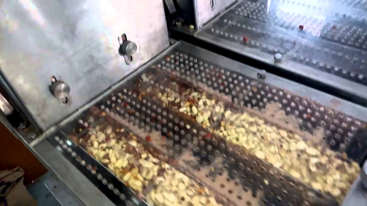 peanut skin peeling machine