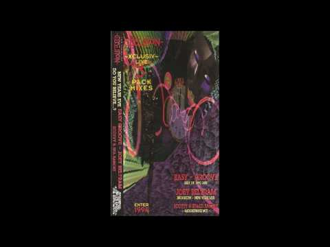 Joey Beltram @ OBSESSION 1993 Brooklyn New York studio mix TECHNO