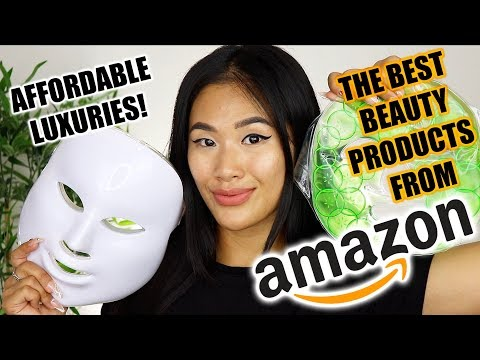 BEST SKINCARE/BEAUTY PRODUCTS FROM AMAZON! Affordable and boujeee 😆| Ling.KT