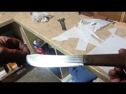 The Best Ever Old Hickory Butcher Knife