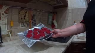 Заморозка томатной пасты