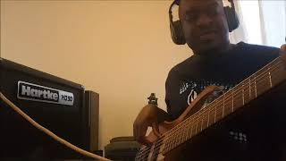 Hartke HD50 Bass Amp Review (Israel Mosehla, Kepha Ngale)