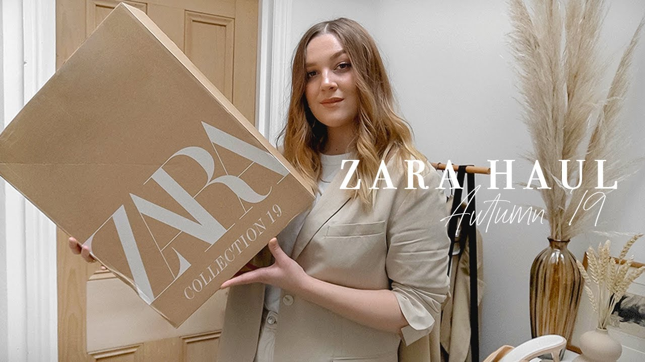 [VIDEO] - ZARA AUTUMN HAUL & TRY ON | I Covet Thee 2