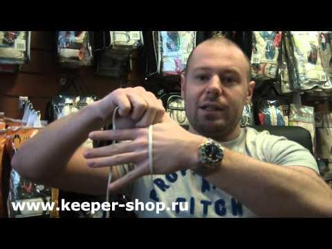 Как подобрать размер вратарских перчаток