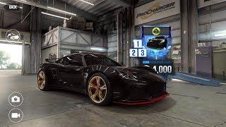 CSR Racing 2    Prestige Cup w/ Lotus Exige LF1!