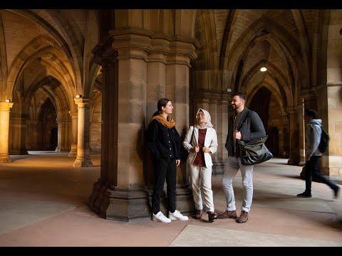 World Changing Campus, University of Glasgow !