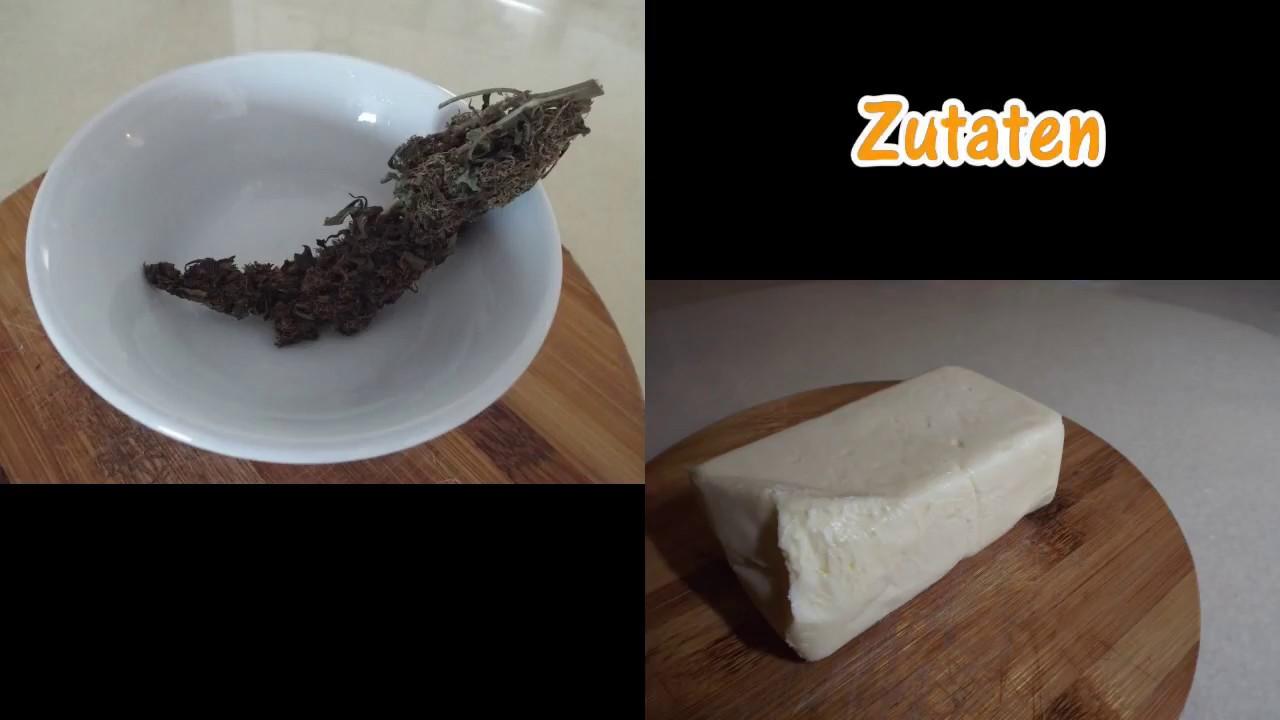 cannabis butter cannabutter hanf butter selber machen youtube. Black Bedroom Furniture Sets. Home Design Ideas