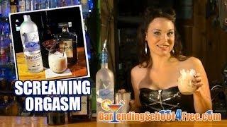 Screaming orgasm drink recipe