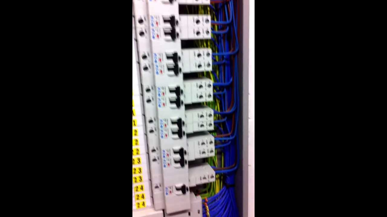 Fuse Board Consumer Unit Distribution And Lutron Panels Rcbo Havells Powersafe Boards Youtube Buchanan Curwen Sparks