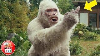 4 Con Khỉ BỰA Và KHẮM LỌ Nhất Trên Màn Ảnh | Best Monkey In Movies