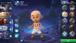 [2.24 MB] MANTAP! Edit Hero Upin Ipin Di Mobile Legends