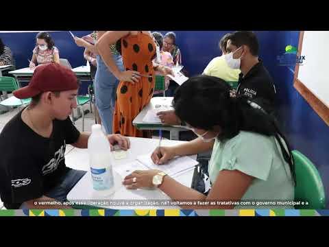 Defensoria Pública e Secretaria de Trabalho e Promoção Social garante documentação.