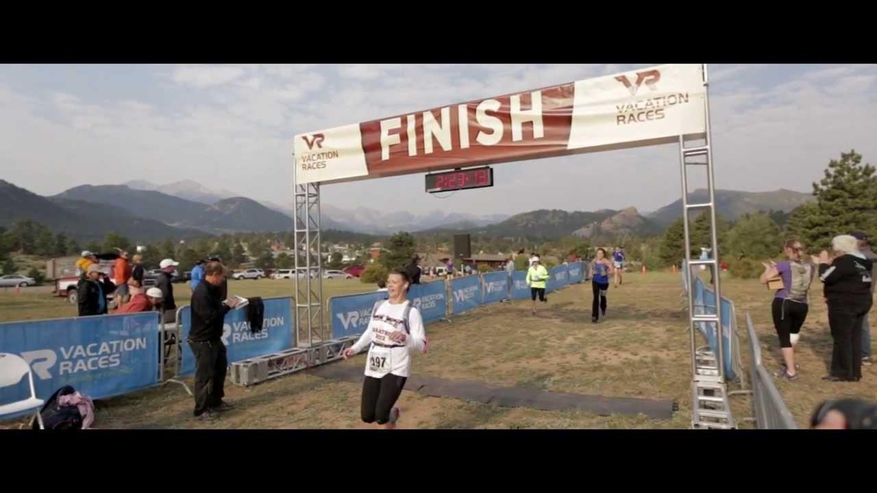 2013 Rocky Mountain Half Race Video Youtube