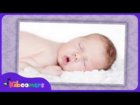 Hush Little Baby | Lullabies for Babies | Baby Lullaby Song | The Kiboomers